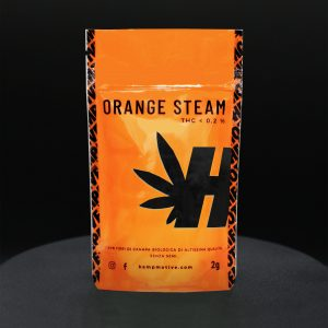 orange steam 1gr